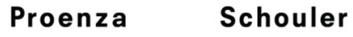 proenza logo