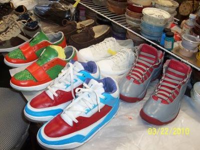 Shoeicured, msw