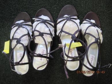 After Shoe Dye