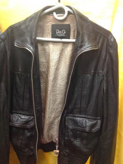 leather dg
