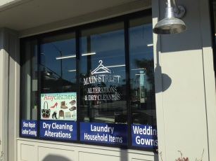Main St Cleaners