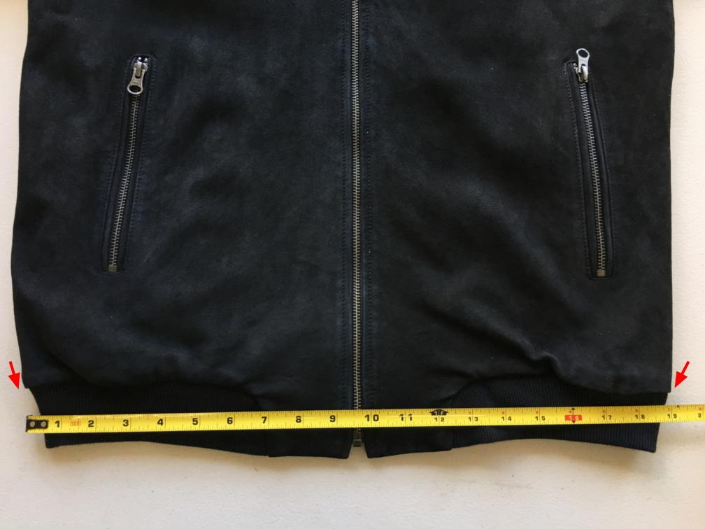 size low waist