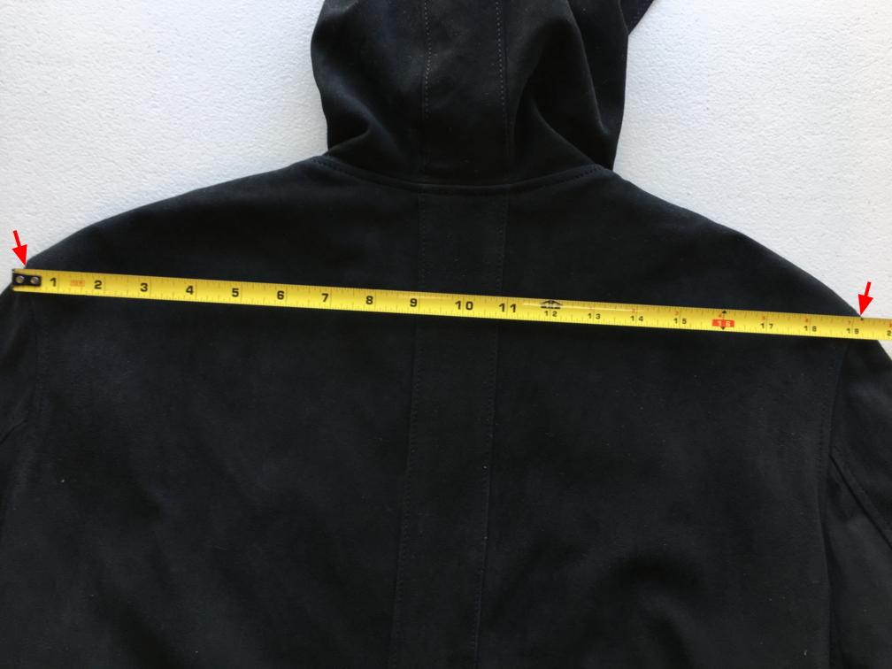 size overarm